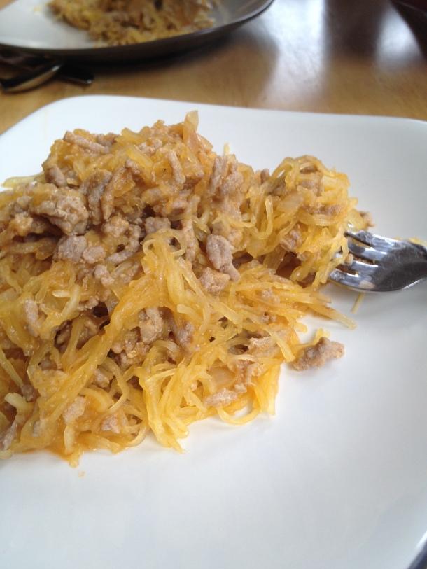 Spaghetti-Squash-Turkey-Sriracha-Gluten-Free